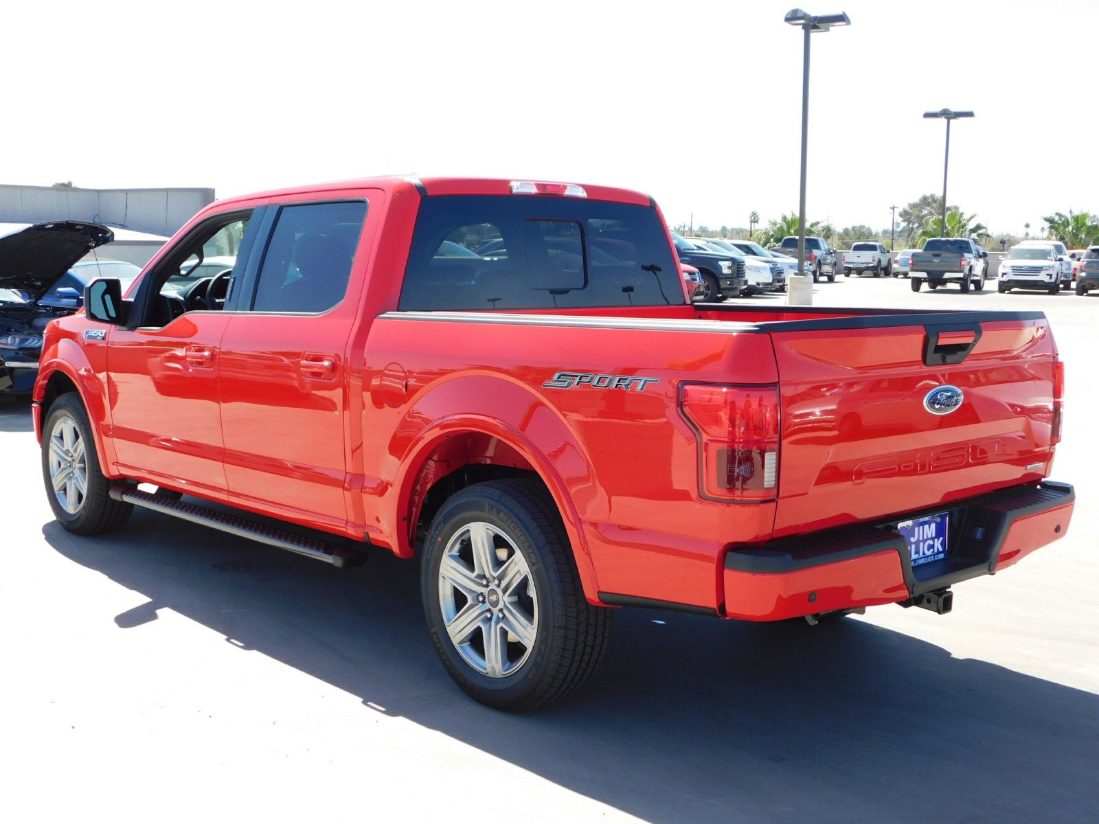 2018 F-150 SuperCrew Cab, Pickup #J180889 - photo 2