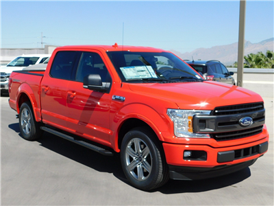 2018 F-150 SuperCrew Cab, Pickup #J180889 - photo 3