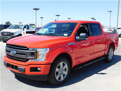 2018 F-150 SuperCrew Cab, Pickup #J180889 - photo 1