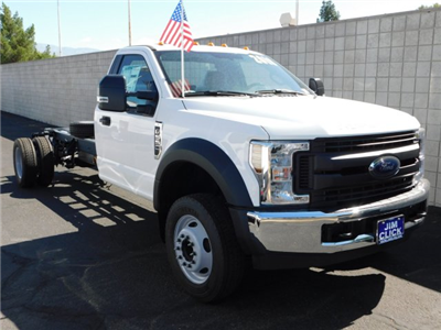2018 F-550 Regular Cab DRW 4x2,  Cab Chassis #J181059 - photo 3