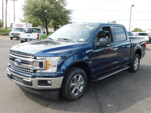 2018 F-150 SuperCrew Cab 4x2,  Pickup #J181376 - photo 1