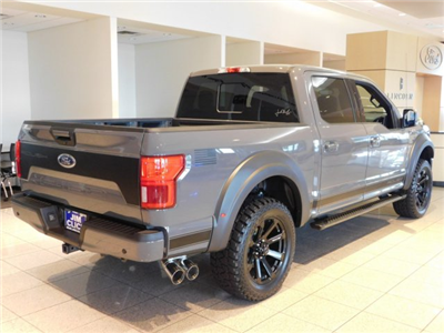 2018 F-150 SuperCrew Cab 4x4,  Pickup #J181410 - photo 4