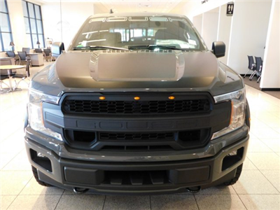 2018 F-150 SuperCrew Cab 4x4,  Pickup #J181410 - photo 6