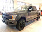 2018 F-150 SuperCrew Cab 4x4,  Pickup #J181410 - photo 1