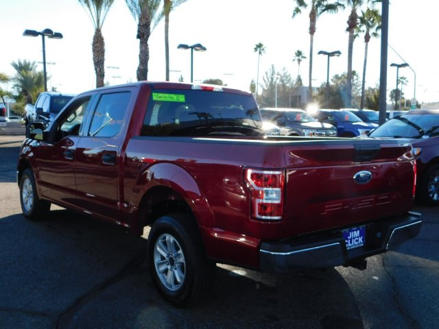 2018 F-150 SuperCrew Cab 4x2,  Pickup #J181696 - photo 2
