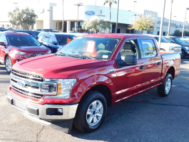 2018 F-150 SuperCrew Cab 4x2,  Pickup #J181696 - photo 1