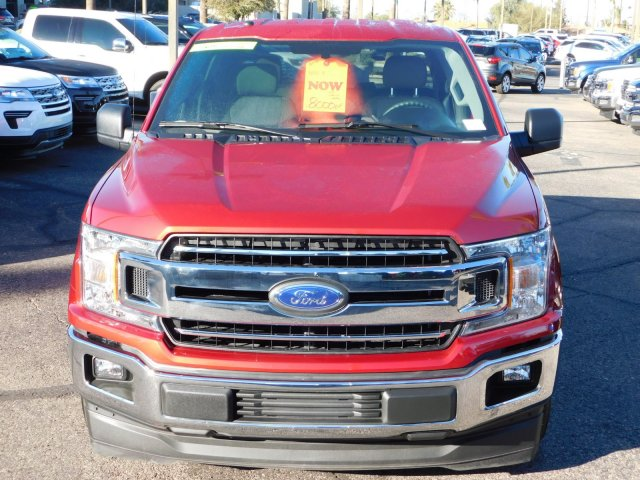 2018 F-150 SuperCrew Cab 4x2,  Pickup #J181696 - photo 6