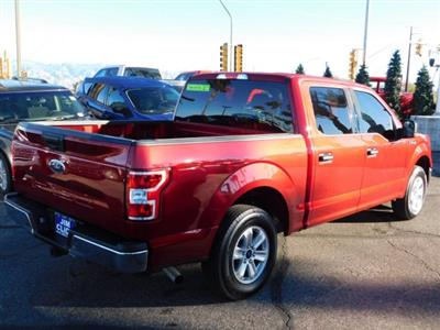 2018 F-150 SuperCrew Cab 4x2,  Pickup #J181696 - photo 4