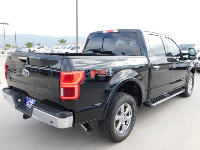 2018 F-150 SuperCrew Cab 4x4,  Pickup #J181723 - photo 4