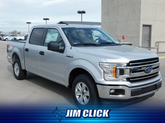 2018 F-150 SuperCrew Cab 4x2,  Pickup #J181730 - photo 3