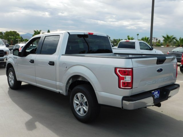2018 F-150 SuperCrew Cab 4x2,  Pickup #J181730 - photo 2
