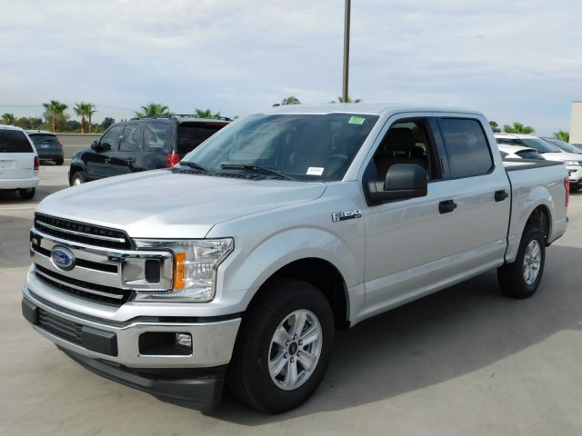 2018 F-150 SuperCrew Cab 4x2,  Pickup #J181730 - photo 1