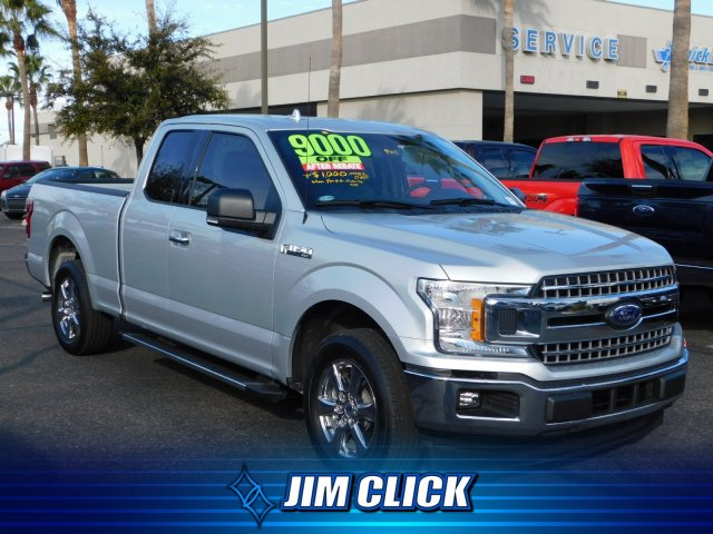 2018 F-150 Super Cab 4x2,  Pickup #J181762 - photo 3
