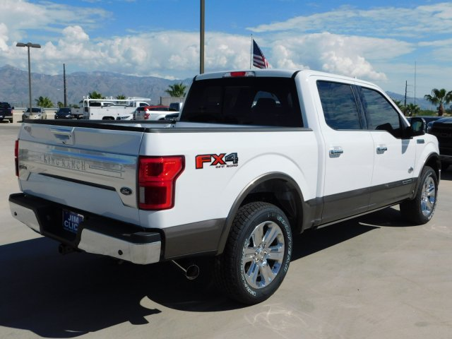2018 F-150 SuperCrew Cab 4x4,  Pickup #J181821 - photo 4