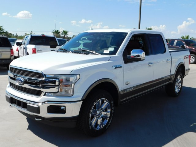2018 F-150 SuperCrew Cab 4x4,  Pickup #J181821 - photo 1