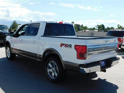 2018 F-150 SuperCrew Cab 4x4,  Pickup #J181821 - photo 2
