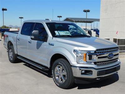 2018 F-150 SuperCrew Cab 4x4,  Pickup #J181837 - photo 3