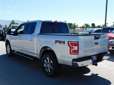 2018 F-150 SuperCrew Cab 4x4,  Pickup #J181837 - photo 2