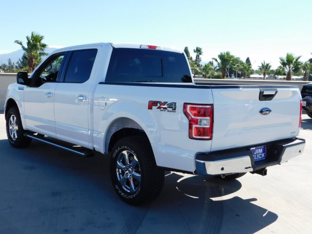2018 F-150 SuperCrew Cab 4x4,  Pickup #J181895 - photo 2