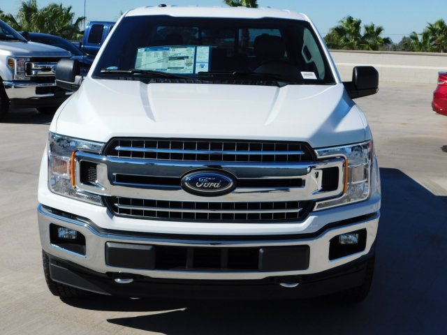 2018 F-150 SuperCrew Cab 4x4,  Pickup #J181895 - photo 6