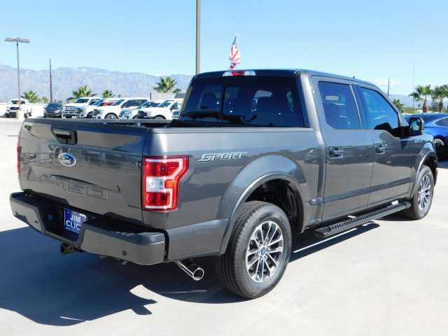 2018 F-150 SuperCrew Cab 4x2,  Pickup #J181903 - photo 4