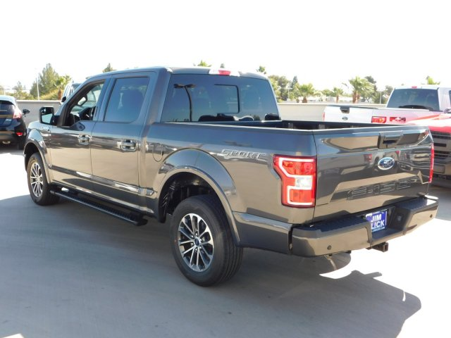 2018 F-150 SuperCrew Cab 4x2,  Pickup #J181903 - photo 2