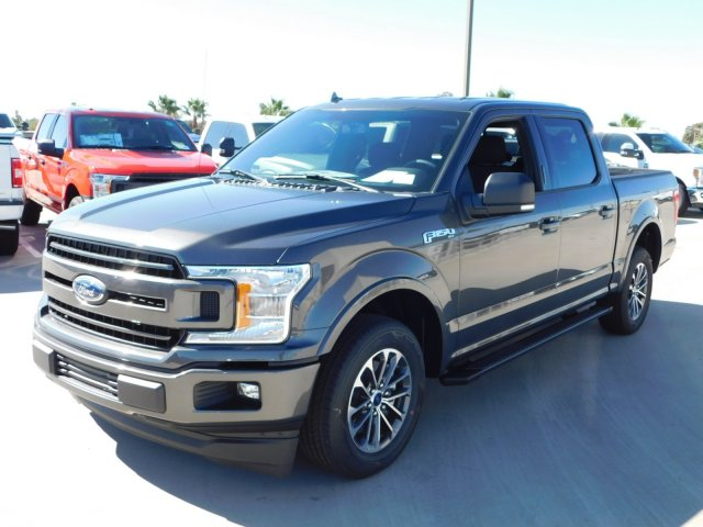 2018 F-150 SuperCrew Cab 4x2,  Pickup #J181903 - photo 1