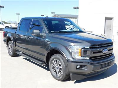 2018 F-150 SuperCrew Cab 4x2,  Pickup #J181903 - photo 3