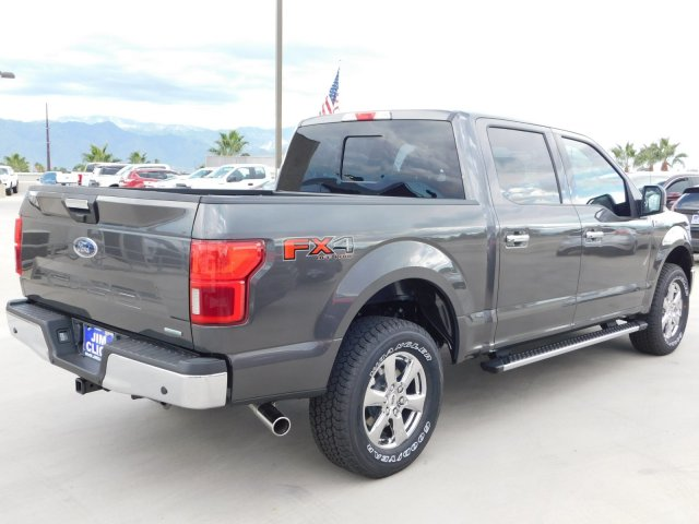2018 F-150 SuperCrew Cab 4x4,  Pickup #J181921 - photo 4