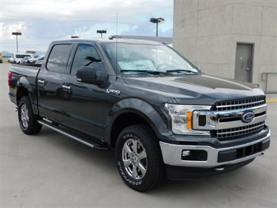 2018 F-150 SuperCrew Cab 4x4,  Pickup #J181921 - photo 3
