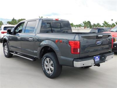 2018 F-150 SuperCrew Cab 4x4,  Pickup #J181921 - photo 2