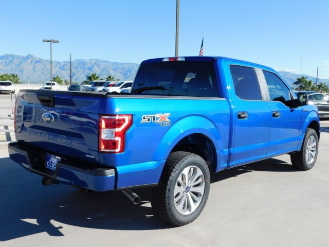 2018 F-150 SuperCrew Cab 4x4,  Pickup #J181923 - photo 4