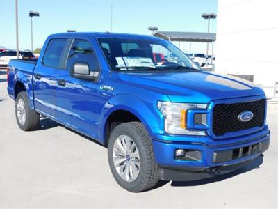 2018 F-150 SuperCrew Cab 4x4,  Pickup #J181923 - photo 3