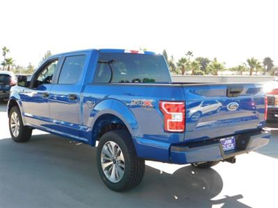 2018 F-150 SuperCrew Cab 4x4,  Pickup #J181923 - photo 2