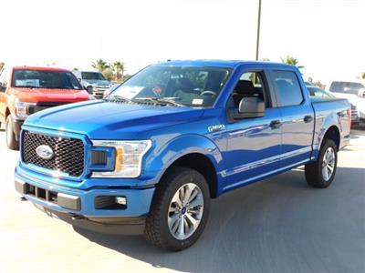 2018 F-150 SuperCrew Cab 4x4,  Pickup #J181923 - photo 1