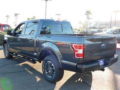 2018 F-150 SuperCrew Cab 4x4,  Pickup #J181987 - photo 2