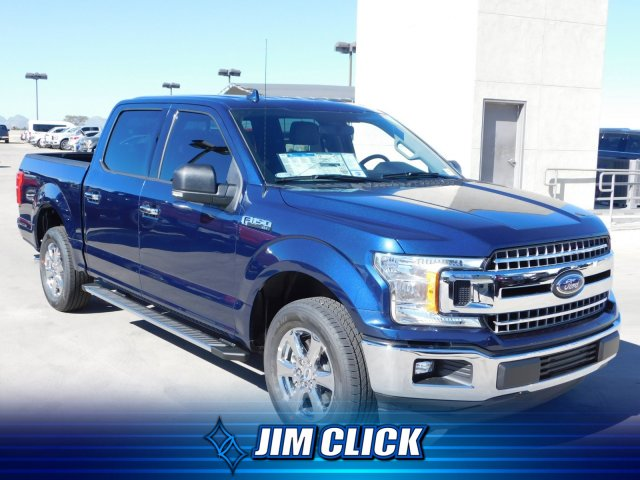 2018 F-150 SuperCrew Cab 4x2,  Pickup #J182001 - photo 3