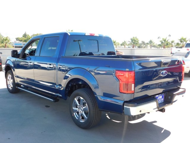 2018 F-150 SuperCrew Cab 4x2,  Pickup #J182001 - photo 2