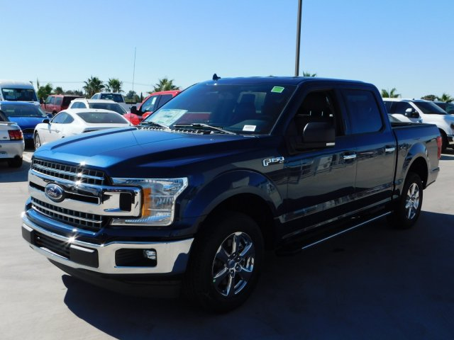 2018 F-150 SuperCrew Cab 4x2,  Pickup #J182001 - photo 1