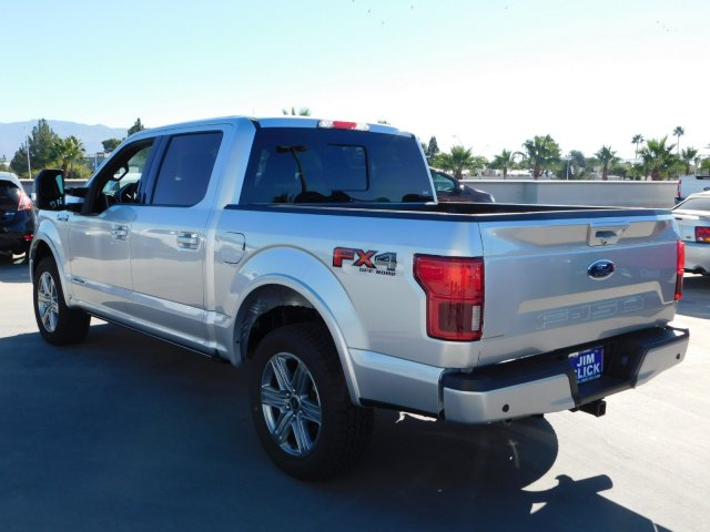 2018 F-150 SuperCrew Cab 4x4,  Pickup #J182006 - photo 2