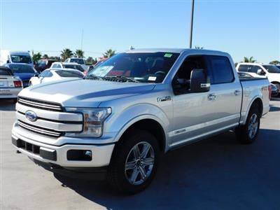 2018 F-150 SuperCrew Cab 4x4,  Pickup #J182006 - photo 1