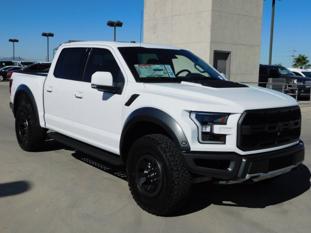2018 F-150 SuperCrew Cab 4x4,  Pickup #J182015 - photo 3