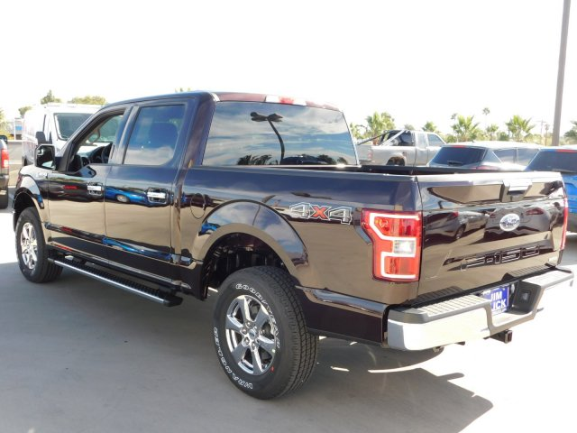 2018 F-150 SuperCrew Cab 4x4,  Pickup #J182048 - photo 2