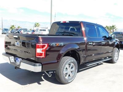 2018 F-150 SuperCrew Cab 4x4,  Pickup #J182048 - photo 4