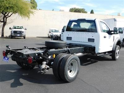 2019 F-450 Regular Cab DRW 4x2,  Cab Chassis #J190180 - photo 4