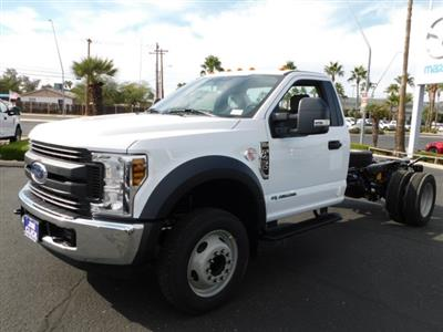 2019 F-450 Regular Cab DRW 4x2,  Cab Chassis #J190180 - photo 1