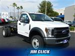2019 F-450 Regular Cab DRW 4x2,  Cab Chassis #J190180 - photo 3