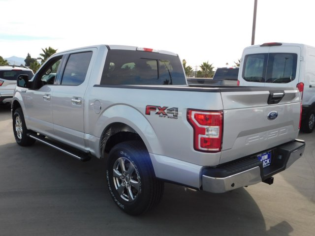 2019 F-150 SuperCrew Cab 4x4,  Pickup #J190196 - photo 2