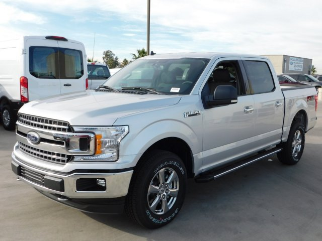 2019 F-150 SuperCrew Cab 4x4,  Pickup #J190196 - photo 1