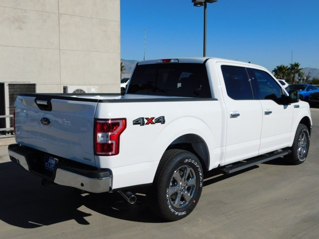 2019 F-150 SuperCrew Cab 4x4,  Pickup #J190280 - photo 4